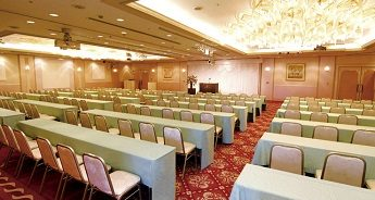 ホテルグリーンタワー幕張 宴会場 メイフェアE
