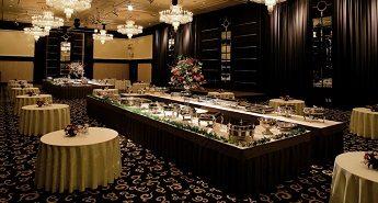 ホテルグリーンタワー幕張 宴会場 ロイヤルクレッセント全室