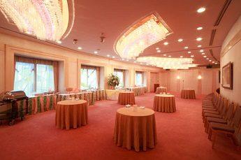 ホテルシーサイド江戸川 宴会場 まつかぜ