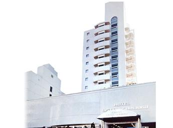 ホテルリステル新宿 外観