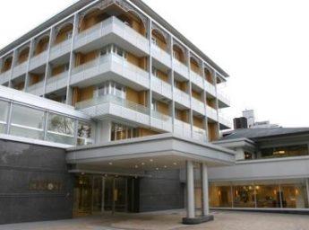 ホテル北野プラザ六甲荘 外観