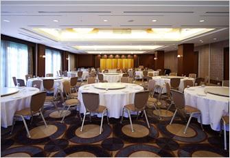 ホテル北野プラザ六甲荘  大宴会場