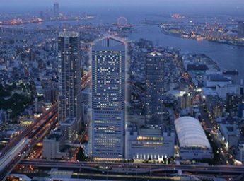 ホテル大阪ベイタワー 外観
