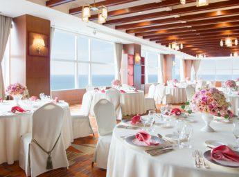 ホテル日航新潟 宴会