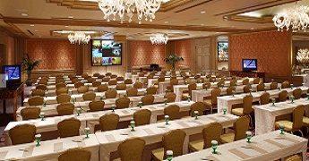 ホテル椿山荘東京 宴会場 ウィステリアルーム