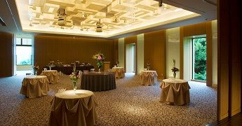 ホテル椿山荘東京 宴会場 ネプチューン