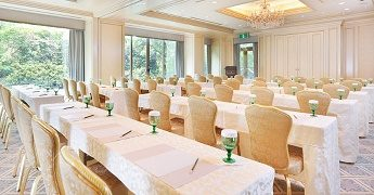 ホテル椿山荘東京 宴会場 メイプルルーム