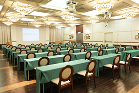 ホテルメルパルク大阪 宴会場 「ボヌール」