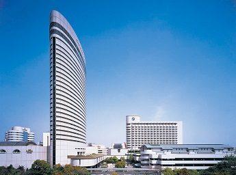 神戸ポートピアホテル 外観