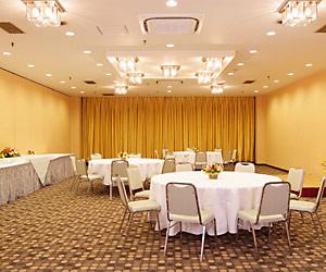 ホテルマイステイズ新大阪コンファレンスセンター 宴会場 「ルーチェA」