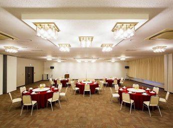 ホテルマイステイズ新大阪コンファレンスセンター 宴会場 「ルーチェAB」