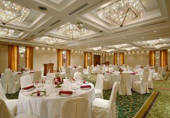 ロイヤルパークホテル 宴会場 クラウンルーム