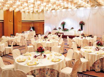 万代シルバーホテル 宴会