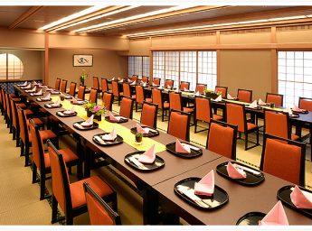 中野サンプラザホテル 宴会場 和室
