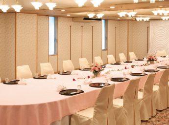 ホテルアウィーナ大阪 宴会場 「二上」