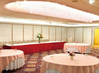 ホテルアウィーナ大阪 宴会場 「信貴」