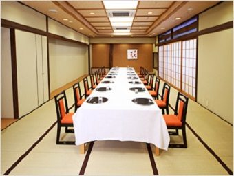 ホテル北野プラザ六甲荘  和宴会場