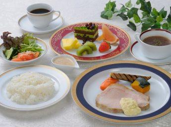 ホテルビナリオ嵯峨野 「団体昼食プラン」