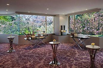 東京マリオットホテル 宴会場 ザ・ガーデンビュー
