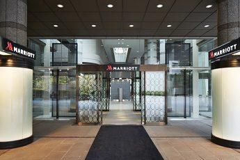 東京マリオットホテル 外観