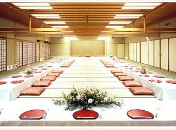ホテルルビノ京都堀川 宴会場 「桃山の間(清水)」