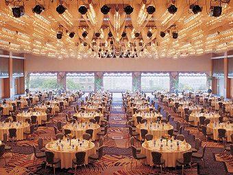 ホテル椿山荘東京 大宴会場 オリオン