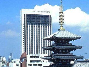 浅草ビューホテル 外観