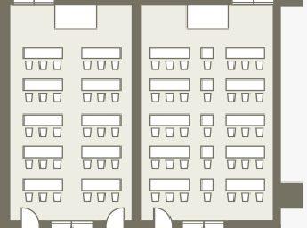 渋谷エクセルホテル東急 宴会場 プラネッツルーム(B+C)