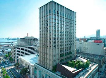 神戸オリエンタルホテル 外観