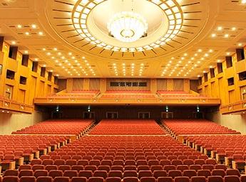 神戸ポートピアホテル 国際会議場