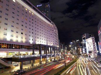 赤坂エクセルホテル東急 外観