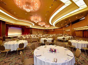 グランドホテル浜松 宴会場