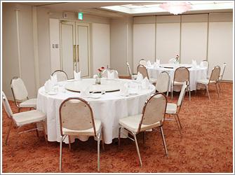 静岡第一ホテル 宴会場