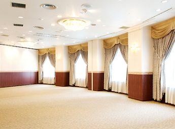 大阪第一ホテル 宴会場 ラヴェンダー(2室利用)