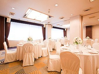 名古屋国際ホテル 宴会場1