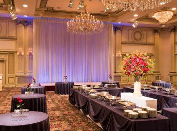 リーガロイヤルホテル宴会 パーティー ロイヤルホール