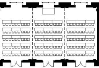 ホテル ザ・マンハッタン 宴会場 ルーナ