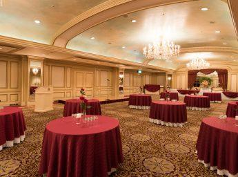 リーガロイヤルホテル宴会 パーティー ダイヤモンド