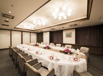 ANAクラウンプラザホテル札幌 小宴会場 鈴蘭
