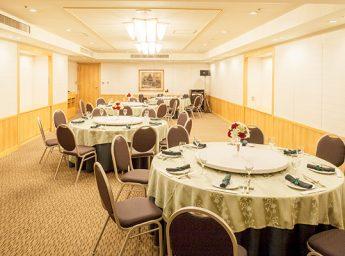 ANAクラウンプラザホテル札幌 小宴会場 孔雀