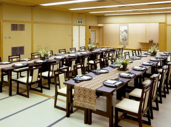 ANAクラウンプラザホテル札幌 和室宴会場 あさひ