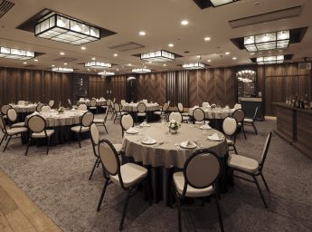 ホテル・ザ・ノット ヨコハマ 宴会場 KING&QUEEN(キング&クイーン)