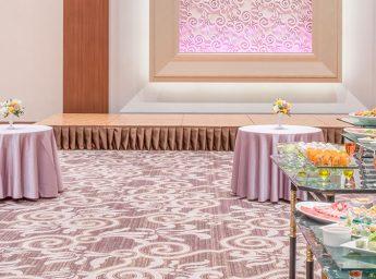 ANAクラウンプラザホテル成田 大宴会場「オーキッド」