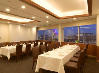 横浜桜木町ワシントンホテル 宴会場 ドルフィン