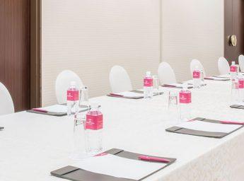 ANAクラウンプラザホテル成田 小宴会場「クラベール」