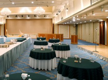 札幌パークホテル 宴会場