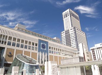 JRタワーホテル日航札幌 外観
