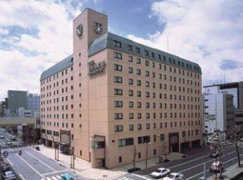 ホテルサンルートニュー札幌 外観