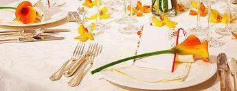 ホテルラングウッド テーブルマナープラン