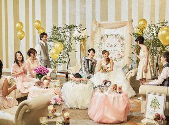 サンルートプラザ東京 結婚式二次会プラン